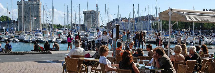 vacances à la Rochelle